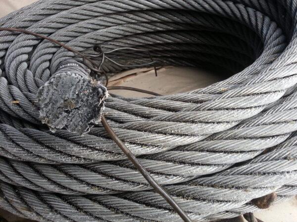 حبل GOST 2688-80