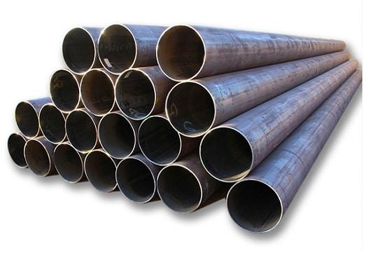 Труба электросварная 114×4,0 мм (стальная)