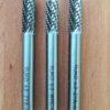 Набор ступенчатых сверл RUKO RK-101026E 4-12, 4-20, 4-30 мм, HSS-Co5, 118°, HZ, со спиралевидной канавкой