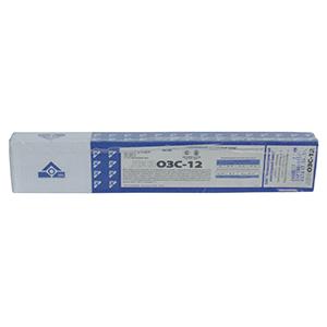 Электроды сварочные ОЗС-12 2,0 мм, 1 кг ЛЭЗ
