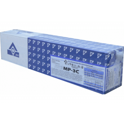 Электроды сварочные МР-3С 3,0 мм, 1 кг ЛЭЗ