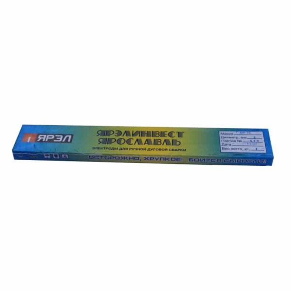 Электроды сварочные МР-3С 3,0 мм, 1 кг, ЯРЭЛ (AC/DC)