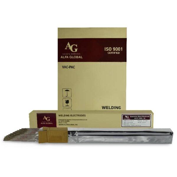 Электроды сварочные E308L-16 2,0 мм, 2 кг AG