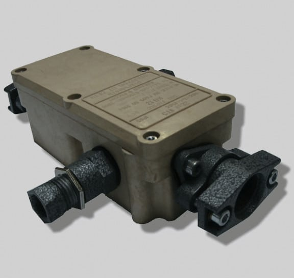 Коробки соединительные взрывозащищенные типа КП (-6, -12, -24, -48)