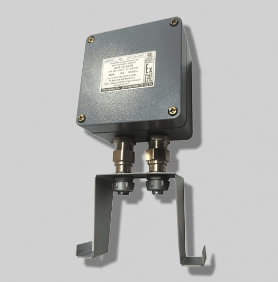 Коробки соединительные типа КСА, КСП для греющих кабелей