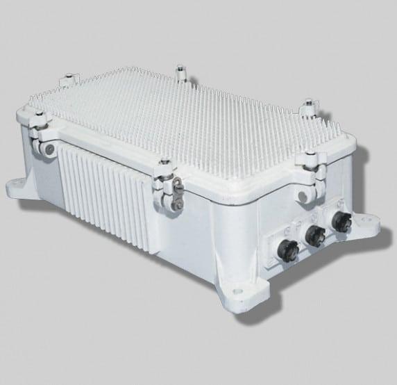 Коробка бортового преобразователя пылевлагозащищенная КБП