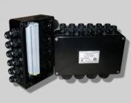 kommut4 190x150 - Коробки соединительные взрывозащищенные типа КСП
