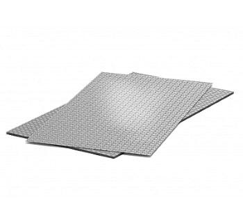 Лист рифленый 10,0x1500x6000 мм