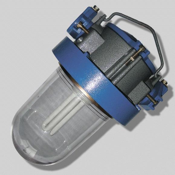 Светильники шахтные стационарные серии СШС