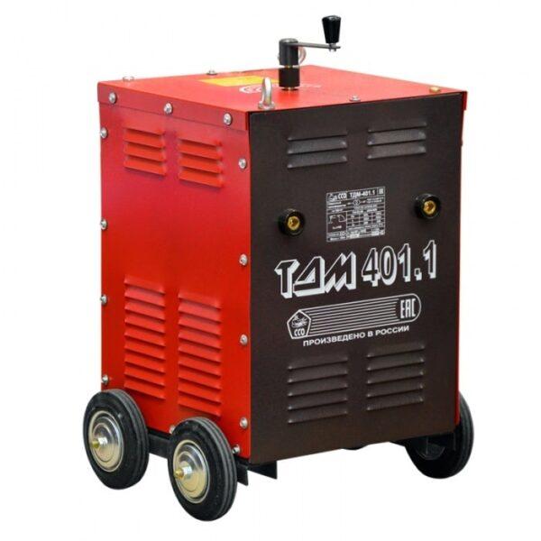 Сварочный трансформатор Плазер ТДМ-401.1 AL 380