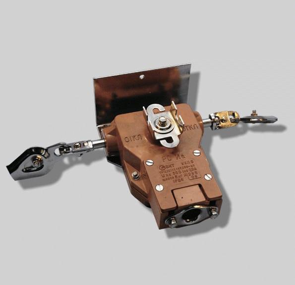 u5 - Взрывозащищенный выключатель кабель-тросовый ВКТ