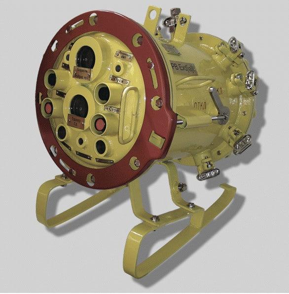 u7 - Взрывозащищенная аппаратура контроля поступления воздуха АПТВ