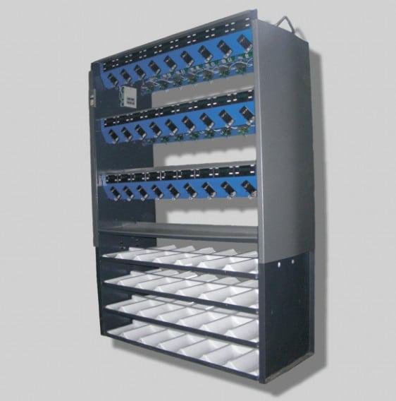 z station1 - Автоматические зарядные станции серий Заряд