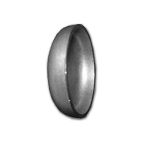 Заглушка стальная эллиптическая 76х3,5